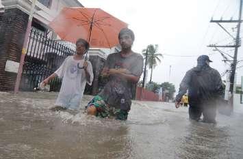 ताइवान में सप्ताह के अंत तक पहुंचेगा 'त्रामी' तूफान, बचावकार्य की तैयारी में जुटी सरकार