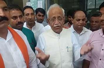 Rajasthan Ka Ran : हर बूथ पर 5 अल्पसंख्यक कार्यकर्ता उतारेगी भाजपा, कांग्रेस को लेकर कही ये बात