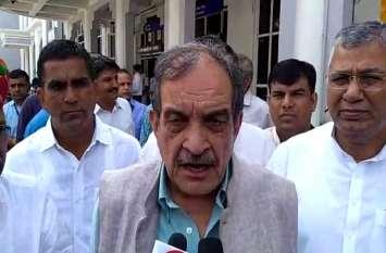 गांव के लोगों की आमदनी बढ़ाना है प्राथमिकता : केंद्रीय मंत्री बीरेंद्र सिंह