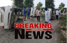 BREAKING: तेज रफ्तार कार खाई में गिरी, कारसवार मौत, दो घायल