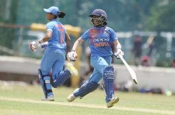 जेमिमा और अनुजा की तूफानी फिफ्टी, श्रीलंका को हराते हुए भारत ने सीरीज पर जमाया कब्जा