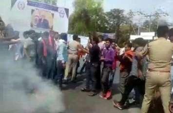 बंद को लेकर इस्लामपुर में राजनीतिक सरगर्मी तेज