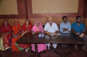 कालवी का दावा दोनों दलों से शीर्ष स्तर पर वार्ता के लिए बुलावा