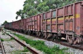 नबीपुर के पास मालगाड़ी का इंजन फेल, कई गाडिय़ां लेट