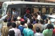 मुख्यमंत्री को काला झंडा दिखाए जाने की थी आशंका, खरसिया विधायक उमेश पटेल गिरफ्तार