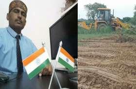 प्रधानमंत्री नरेंद्र मोदी से प्रेरित होकर आर्मी के इस सूबेदार ने अपनी जमीन कर दी दान, देश के लिये खाई ये कसम