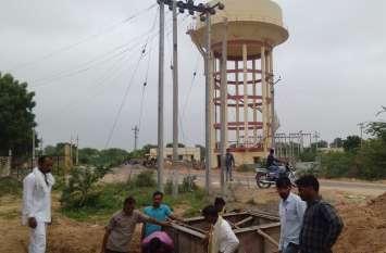 ग्रामीणों को जल्दी मिलेगा नहरी पानी