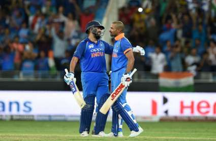 Asia Cup: रोहित और धवन ने निकाला पाकिस्तानी गेंदबाजों का कचूमर, टीम को मिली विराट जीत