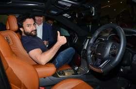 कारों के मामले में सबसे अलग हैं सैफ अली खान, घर में लगा रखा है महंगी कारों का ताता