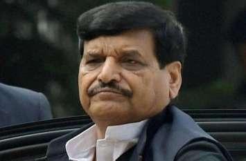 मुलायम सिंह यादव के बाद शिवपाल को अब इस पार्टी ने दिया बड़ा झटका