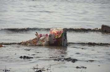 PICS : समुद्र की राह श्रीजी गए निजधाम