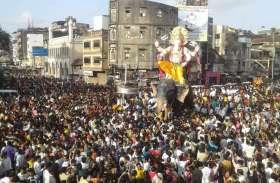 PICS : गणपति बप्पा मोरया.. अगले बरस तू जल्दी आ....