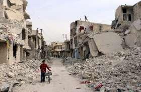 सीरिया में अमरीकी अगुवाई वाली गठबंधन सेना ने तीन हजार लोगों को मारा
