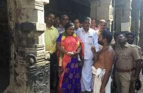 क्या मंदिरों में असली मूर्तियां हैं : तमिलइसै