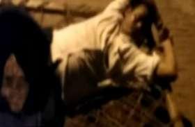 नशे में धुत जेई ने किया हंगामा, पावर हाउस पर लोगों से की अभद्रता, देखें वीडियो