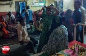 बांसवाड़ा : स्कूल में दूषित पोषाहार खाने से 15 बच्चे बीमार, गंभीर हालत में अस्पताल में भर्ती