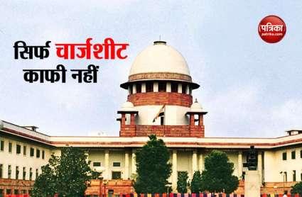 दागियों के चुनाव लड़ने पर फिलहाल रोक नहीं, सुप्रीम कोर्ट ने कहा संसद बनाए कानून