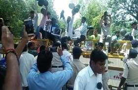 MP Politics: भोपाल में हुआ मोदी-शाह का विरोध! जानिये पूरा मामला...-See video