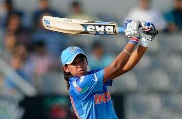 हरमनप्रीत कौर की ताबड़तोड़ बल्लेबाजी, भारत ने श्रीलंका का सुपड़ा किया साफ