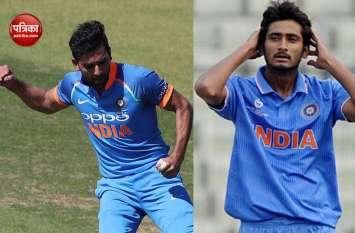 राजस्थान क्रिकेट फैंस के लिए बड़ी खुशखबरी, पहली बार टीम इंडिया में खेल रहे हैं राज्य के 2 खिलाड़ी
