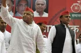 इस वजह से भाई शिवपाल का साथ छोड़ बेटे अखिलेश के साथ रैली में पहुंचे थे मुलायम सिंह यादव!