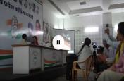 भाजपा ने 10 लाख कार्यकर्ताओं के आने का किया दावा, कांग्रेस ने नकारा