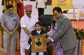 राजस्थान का बढ़ाया मान तो सरकार ने भी किया सम्मान, देखें तस्वीरें