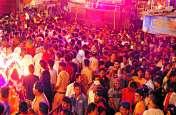 राजनांदगांव में गणेश विसर्जन के दौरान जमकर हुई चाकूबाजी, कई लोग घायल