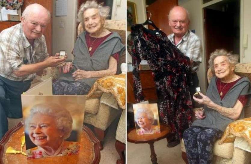 100 साल की उम्र में रचाई तीसरी शादी, 30 साल से लिव-इन में रह रहा था जोड़ा