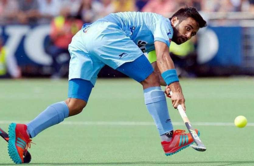 भारतीय हॉकी टीम ऑस्ट्रेलिया रवाना, दौरे पर खेलेगी पांच मैच