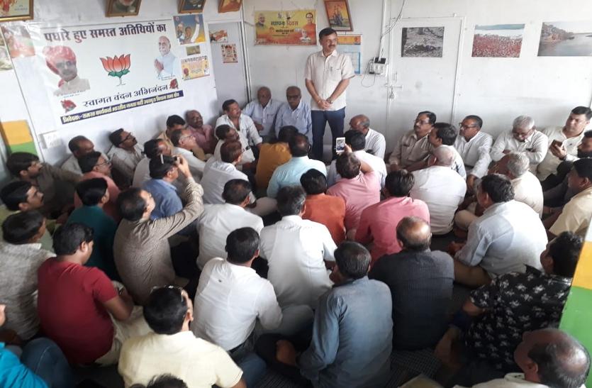 इंदौर-जबलपुर रेल लाइन का रूट नहीं बदलेगा : सांसद