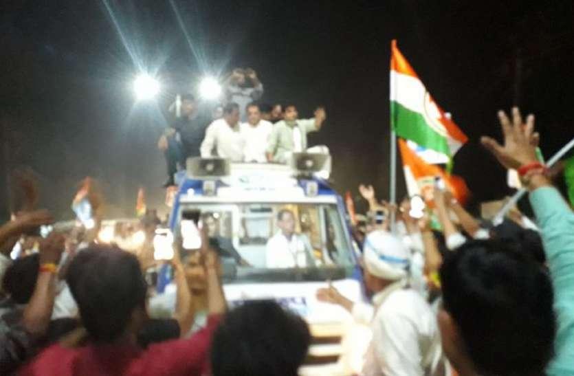 रीवा पहुंचे कांग्रेस के राष्ट्रीय अध्यक्ष राहुल गांधी, बोले- भैया बहुत भीड़ है..सरकार कांग्रेस की ही बनेगी