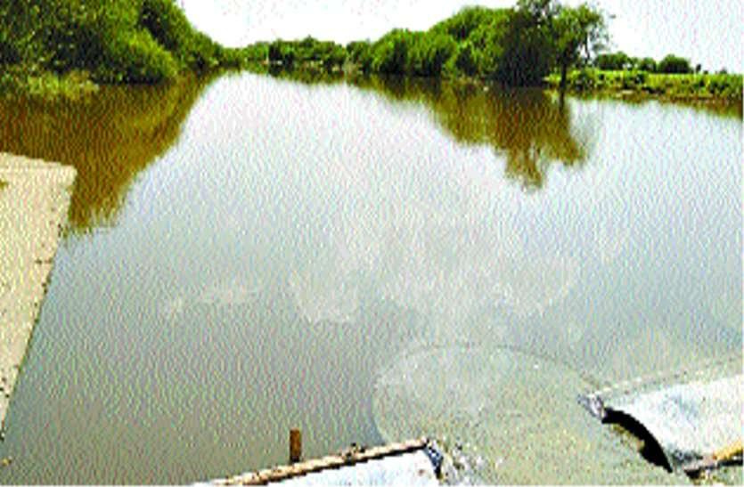 आचार संहिता से पहले कल ही होगा द्रव्यवती नदी का उद्घाटन
