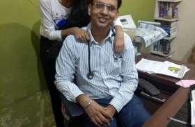 बिटिया at work मोदी ने काव्या को दिया मरीजों की सेवा का मंत्र