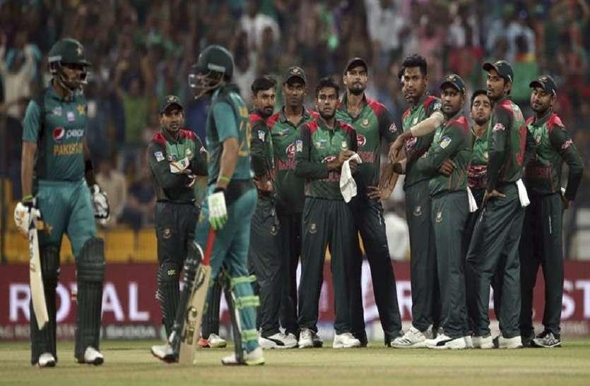 Asia Cup के इतिहास में पहली बार बांग्लादेश ने पाकिस्तान को वनडे में हराया