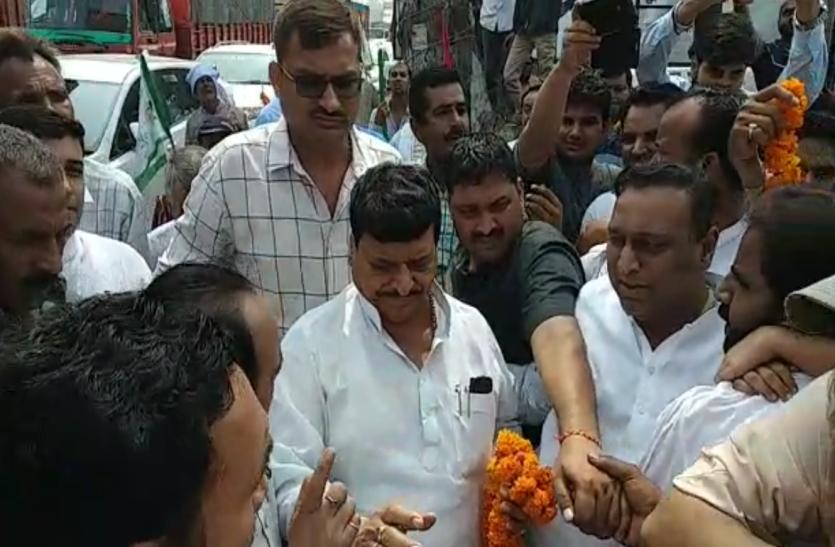 शिवपाल यादव ने किया बड़ा खुलासा, 40 दलों ने किया सेक्युलर मोर्चा का साथ देने का वादा