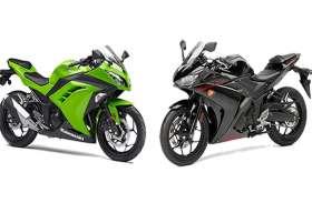 Kawasaki Ninja 300 को पछाड़ yamaha की ये बाइक, नाम सुनकर चौंक जाएंगे आप