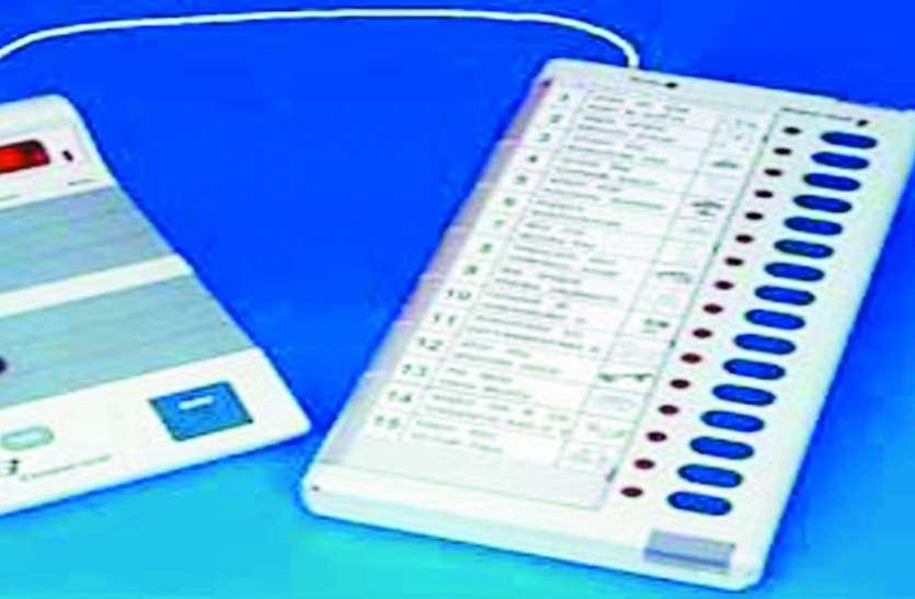 Election 2018 : दस्यु व नक्सल प्रभावित मतदान केन्द्रों पर शांतिपूर्ण चुनाव करवाना चुनौती