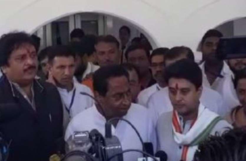 पूर्व मंत्री पुष्पराज सिंह ने कांग्रेस ज्वाइन कर चौकाया