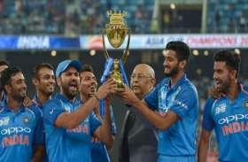 Asia Cup 2018: एक बार फिर से भारत ने एशिया कप में साबित की बादशाहत,वीडियो में देखें कैसे किया सेलिब्रेट