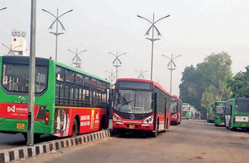 जयपुर की लो-फ्लोर बसें हो रही खटारा,आए दिन बीच सड़क पर हो जाती है बंद...देखिए वीड़ियो