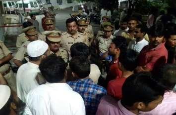 मंदिर-मस्जिद में लाउडस्पीकर बजाने को लेकर भड़की हिंसा, दो समुदायों में पथराव और फायरिंग, एक की मौत