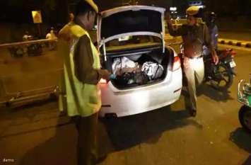 भारत सरकार ने जो गाड़ी दी थी सरकारी अफसर को, अचानक उसमे पुलिस ने देखा कुछ ऐसा कि....