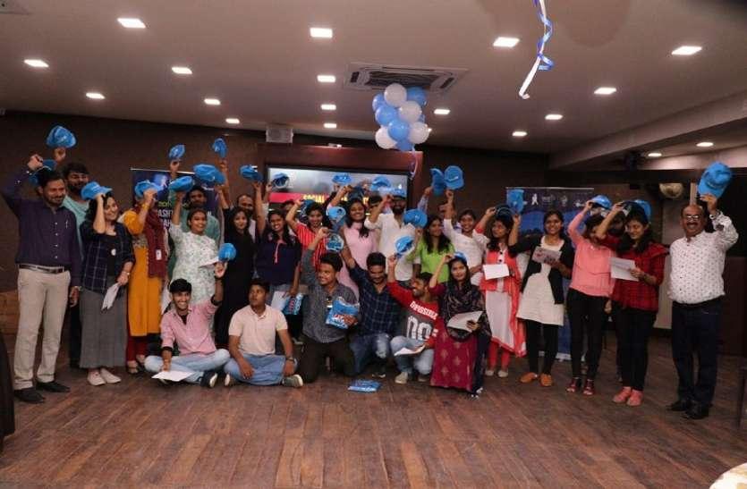 युवा सोशल मीडिया चैम्पियनों ने पोषण अभियान के प्रति जताई प्रतिबद्ध