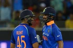 ICC Ranking : वनडे में भारतीय खिलाड़ियों का कब्ज़ा, रोहित, धवन और कुलदीप को हुआ फायदा