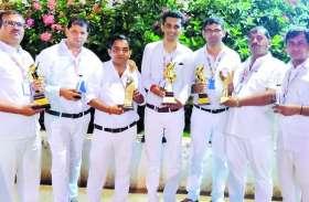 तेयुप विजयनगर को मिले सात पुरस्कार