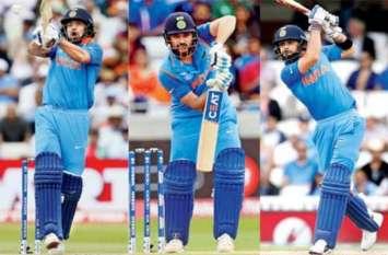 ICC ODI रैंकिंग में भारतीयों का जलवा, टॉप फाइव में 5 भारतीय क्रिकेटर!