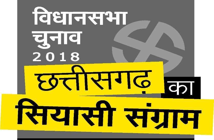 CG Election 2018: कैबिनेट मंत्री के विधानसभा क्षेत्र के लोगों ने कहा - योजनाओं को लेकर किया गया भेदभाव