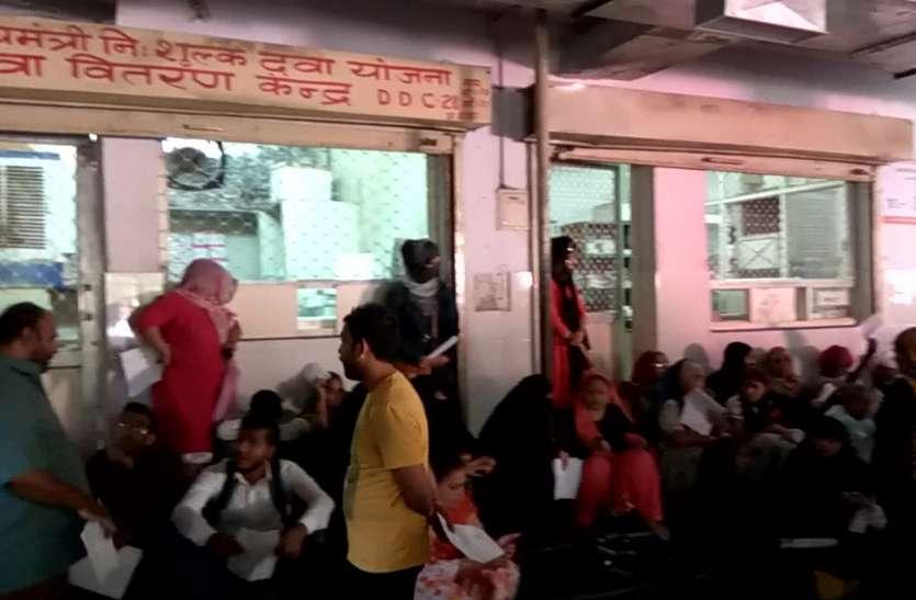 SMS Hospital में मरीजों को कुर्सी पर लाकर दी जाएगी दवा, देश के किसी अस्पताल में नहीं है ऐसी सुविधा