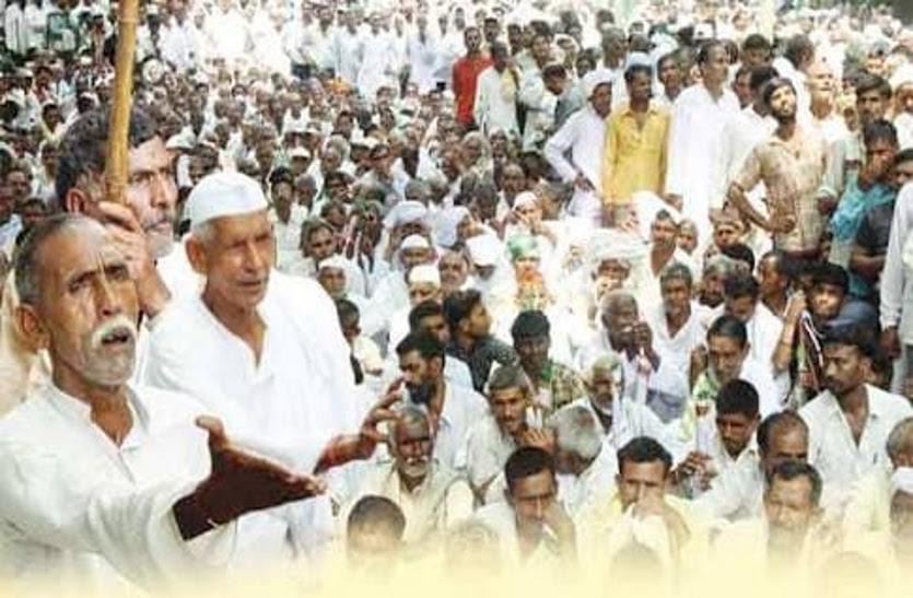 आंदोलन में जेल गए किसानों के केस लड़ेगी कांग्रेस